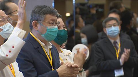 柯稱台灣防疫是運氣太好 綠議員批酸葡萄心態