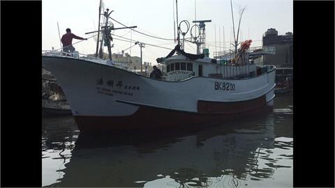 小琉球漁船七星岩觸礁  4人下落不明海空搜救
