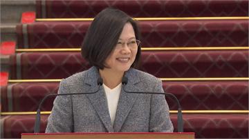 快新聞/柯拉克、森喜朗接力抵台 蔡英文分享「台灣的祝福」揭台灣受國際重視原因