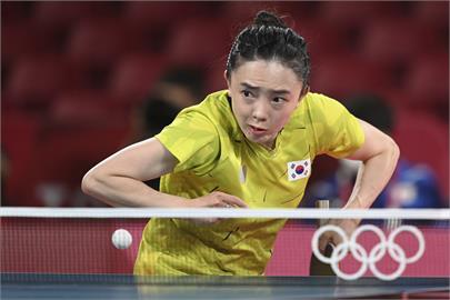 韓美女桌球選手整形照瘋傳上熱搜 她高EQ親回這句!