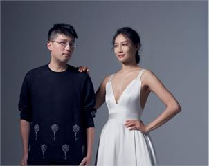 邱馨慧邀設計師詹朴做婚紗!先問他是不是第一次