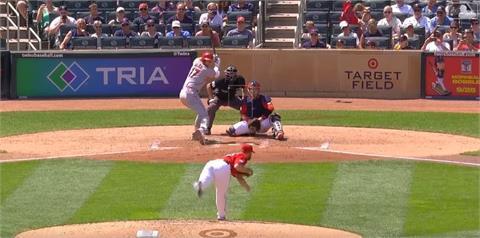 MLB/大谷翔平擊出本季第35轟 全壘打數領先聯盟群雄