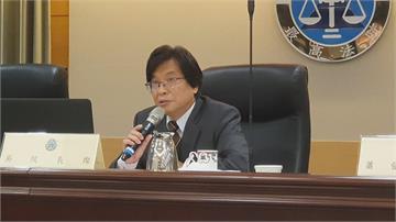 石木欽案震驚司法界 最高法院院長哽咽道歉