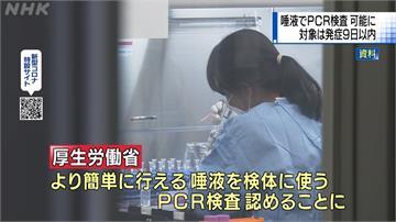 武漢肺炎篩檢新方法!日本厚勞省:唾液就可驗是否確診