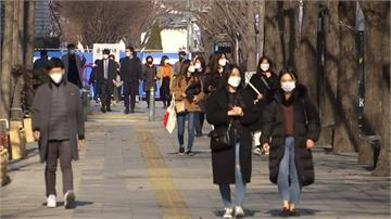 南韓連3天確診破千 首都圈重症病床剩「4張」