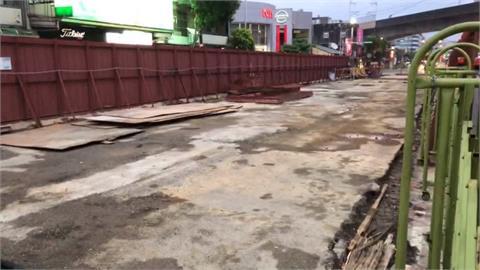 桃捷綠線工安意外 一名工人遭鋼板重壓不治