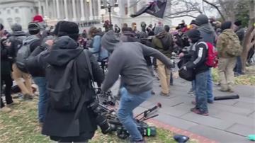美國會暴動1人遭槍擊身亡 釀4死逾50人被捕