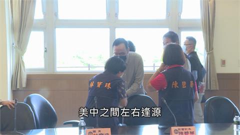 國台辦發文修理台媒政客唱和 吳釗燮:中國滲透
