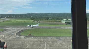 縣府推國際包機搶救恆春機場 盼了六年!菲籍航空試飛降落