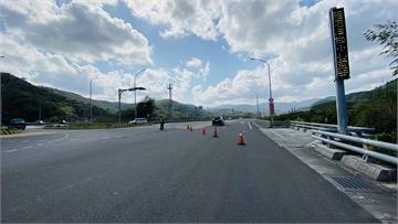 快新聞/台9線草埔隧道傳出瓦斯味! 目前雙向車道封閉