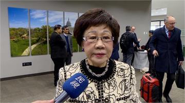 震撼彈!呂秀蓮宣布參選2020總統 明日向中選會登記