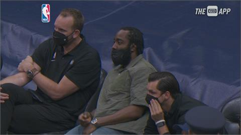 NBA /哈登腿傷無限期停賽!厄文挺身率籃網射鵜鶘