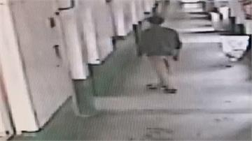 趁學生考試無防備 竊賊翻牆闖校園偷竊