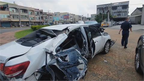 秋節憾事! 嘉義東石嚴重車禍 13歲少女拋飛車外當場死亡