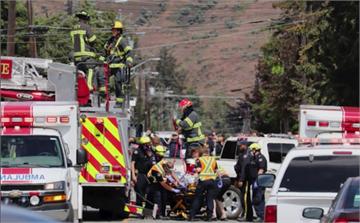 加拿大「雪鳥」表演墜機 駕駛彈出一死一重傷