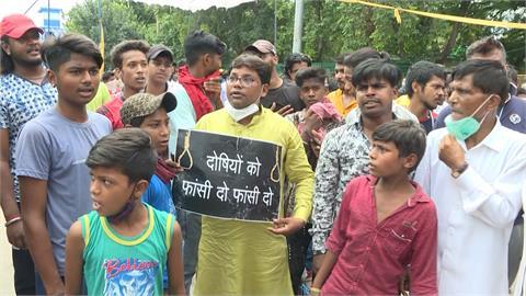 印度9歲賤民女童遭性侵謀殺 民眾連3天抗議