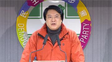 民進黨主席補選結果出爐  卓榮泰拿7成票當選黨魁