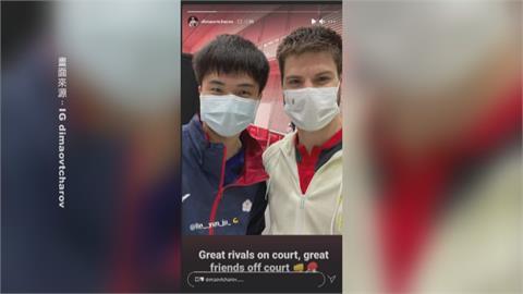 發文「打贏台灣」慘遭小粉紅出征 奧恰洛夫急刪Taiwan