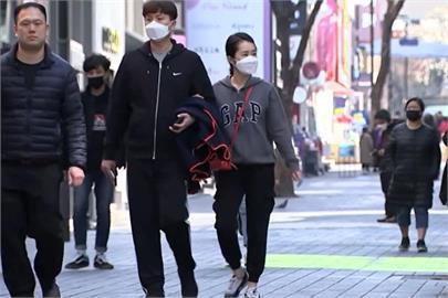 快新聞/南韓確診數破26萬 民調顯示6成人民願意嘗試「與病毒共存」
