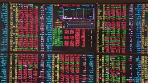 高盛力挺台股 目標指數從萬七上修萬九!外資看好台灣產業穩健 台股收1萬6595點