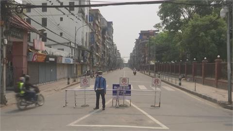 被印度拖累?尼泊爾確診激增 封城15天