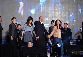快新聞/韓國瑜敗選週日未公開露面 韓冰臉書發文:心情還是很亂