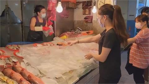 豬肉攤又+1 基隆成功、仁愛市場休市 林右昌下令生鮮攤販一律「雙罩一套」