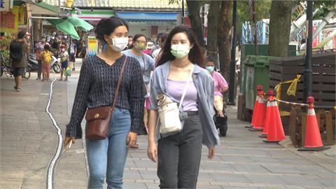 快新聞/二級疫情警戒維持至11/15! 運動拍照等5場合免戴口罩 放寬措施一次看