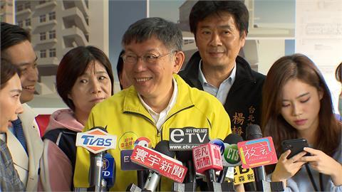 快新聞/柯文哲遭爆選前4個月請辭選高雄 張博洋:貪婪嘴臉就像「台北版韓國瑜」