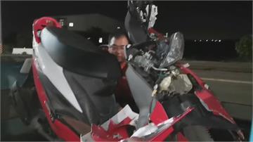 憾!二度車禍女警遭兩車輾斃 家屬泣:下輩子別再當警察