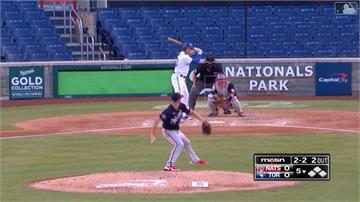 MLB/隔10年三振葛雷諾父子檔 36歲薛澤自嘲已老了