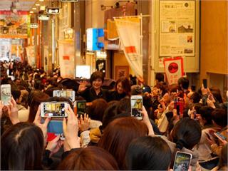 唐美雲受邀參加「愛媛國際電影節」圈粉海外粉絲成為歌仔戲之光