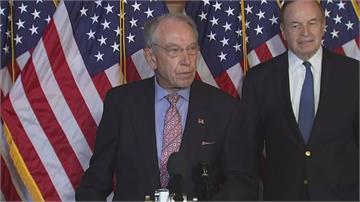 共和黨87歲大老、總統第3順位繼承者 參議院議長葛拉斯里確診武漢肺炎