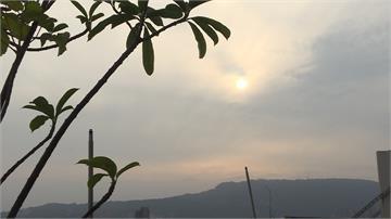 高雄空氣品質亮橘燈!工廠啟動夜間降載減排
