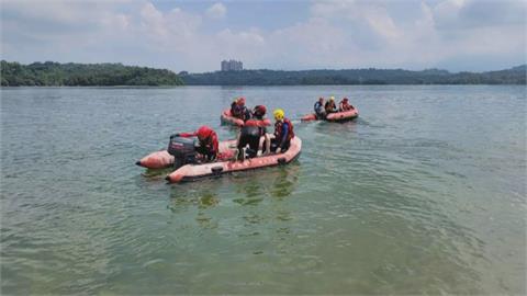 消防進行潛水訓練意外溺斃 事故原因待釐清