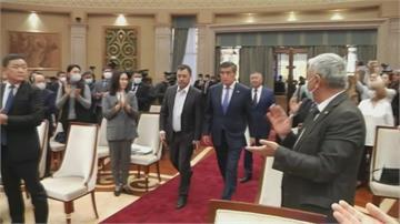 吉爾吉斯政局混亂 新總理被救出獄宣布掌權