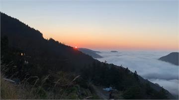 2021跨年追曙光!太平山凌晨三點開園賞日出