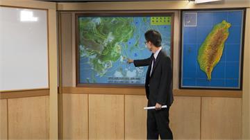 「悟空」朝日本移動 菲律賓海面熱低壓恐成颱