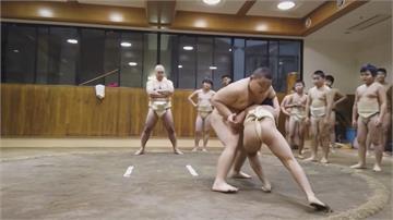 年僅10歲已85公斤 日本小力士勇闖相撲界