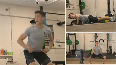 宅在家怎麼運動? 健身教練推線上教學課程