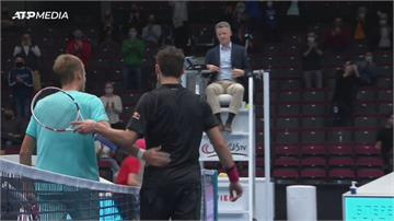 球王重返維也納網賽 直落二淘汰同胞好手