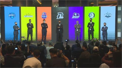 P.League+六勁旅同框 第二季口號