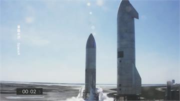 上升10公里後降落失敗SpaceX「星艦」又炸成一團火球!