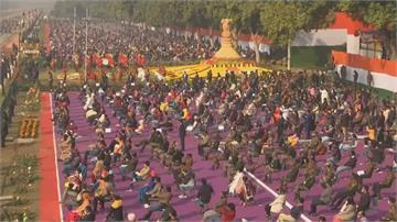 印度國慶日爆衝突 農民開拖拉機衝新德里