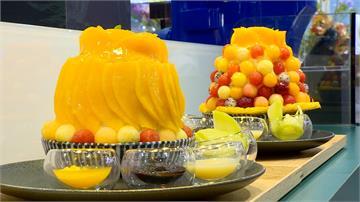 夏天吃冰就是爽!療癒系水果剉冰人氣超夯