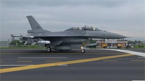 中機擾台規模屢創新高 美擬加速交付F-16V給台