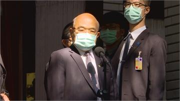 快新聞/譚德塞指控台灣人身攻擊 蘇貞昌反擊:他不夠格在那個位子!