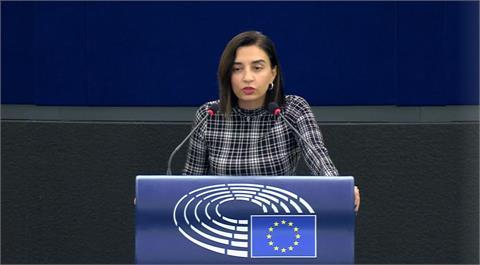 無懼中國威脅!歐洲議員挺台議會飆罵3分鐘 自曝曾收恐嚇信「撤回支持」