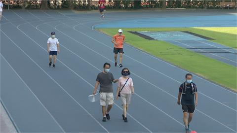 運動微解封!台北田徑場最多40人 大同運動中心開放