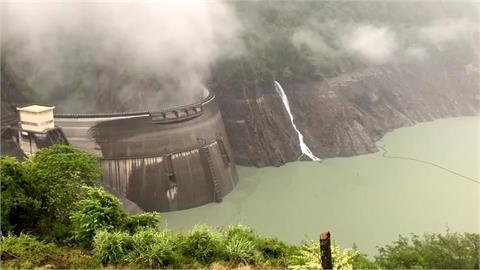 豪雨炸南台灣!德基水庫集水區缺水「只進不出」仍進帳121萬噸